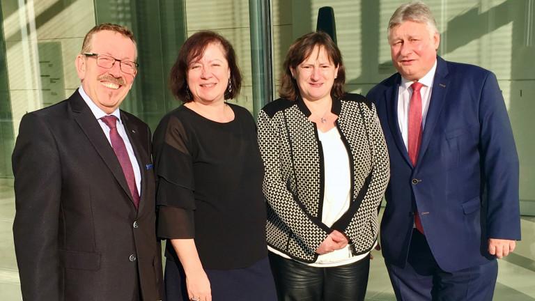 Vorstand der Landesgruppe 2018